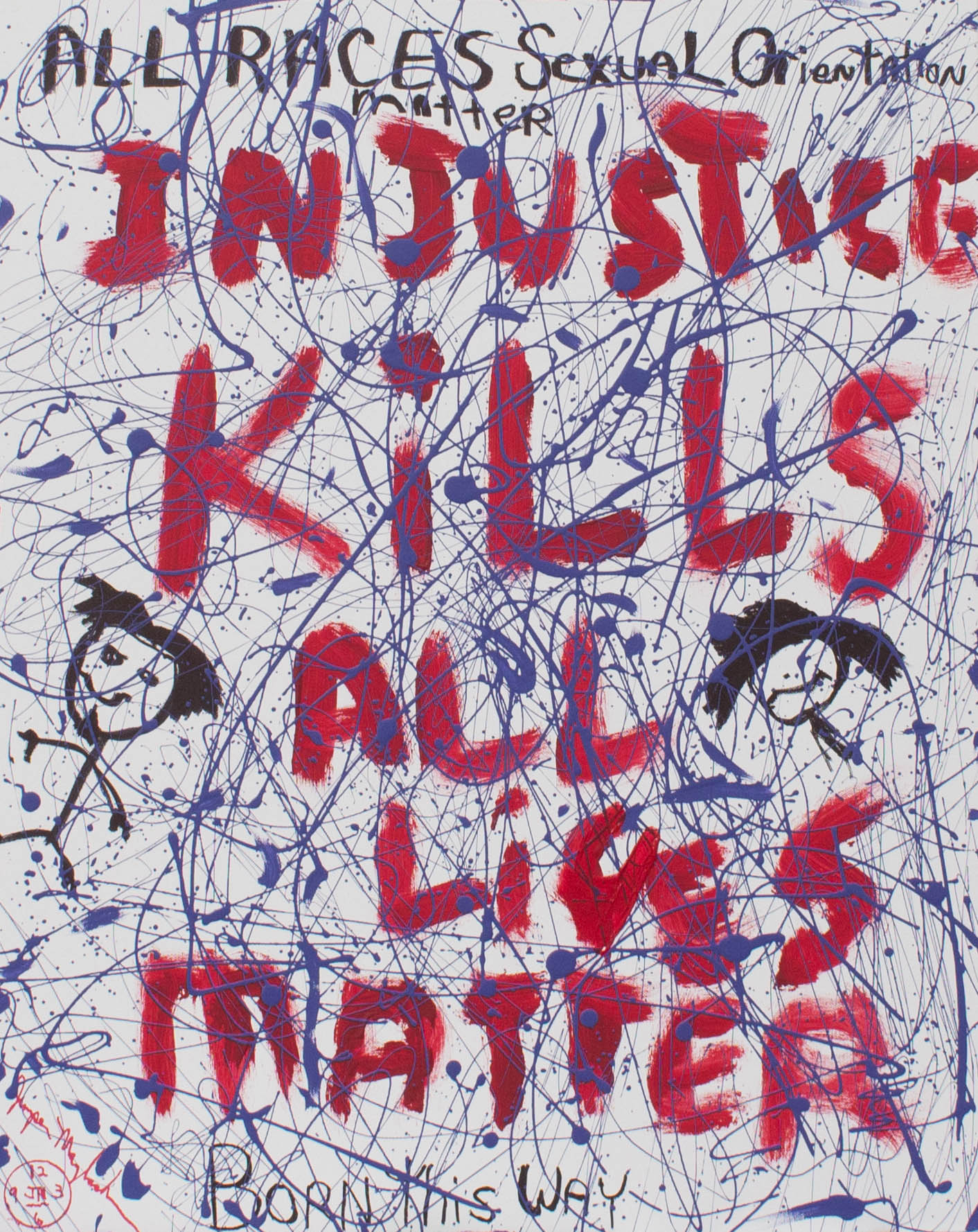 Injustice Kills All