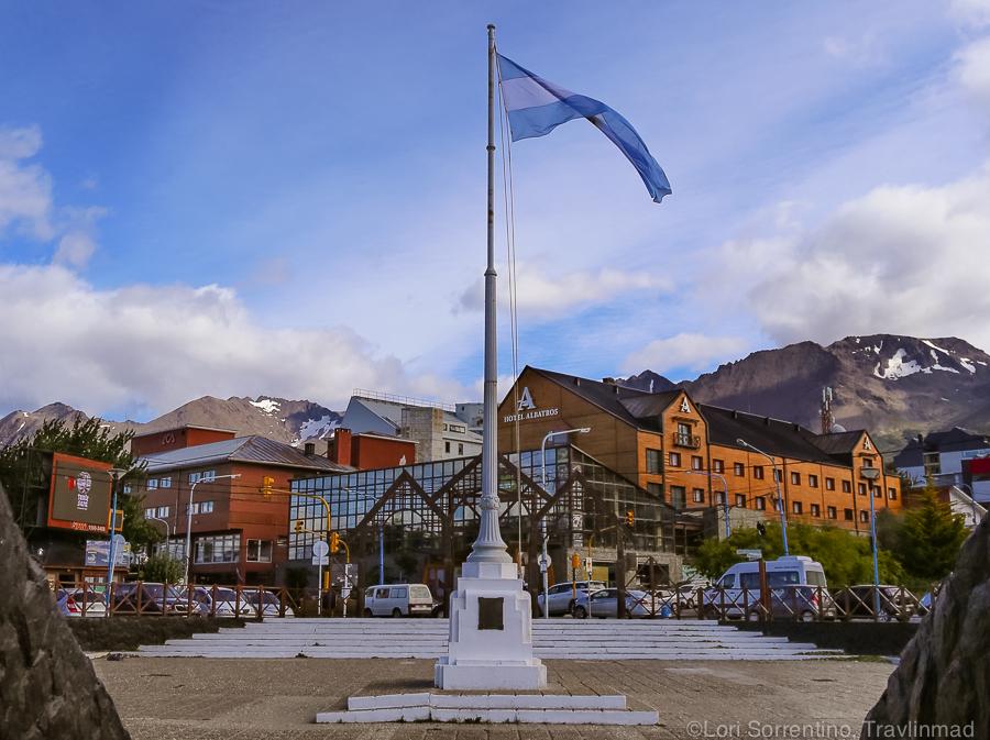 Waterfront, Ushuaia, Argentina