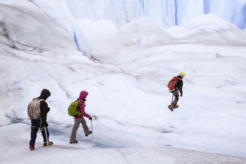 Ice Hike, Glacier Grey, Chile
