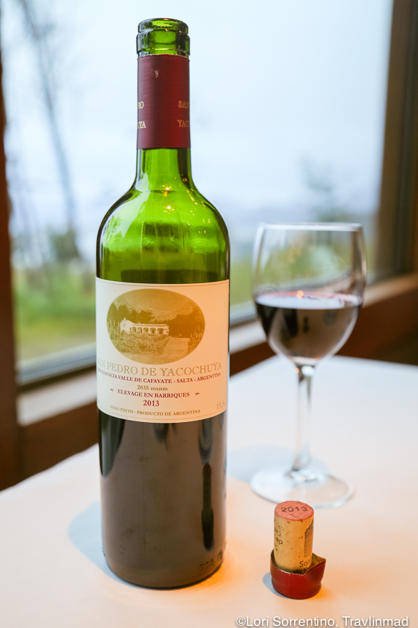 Argentinean red wine