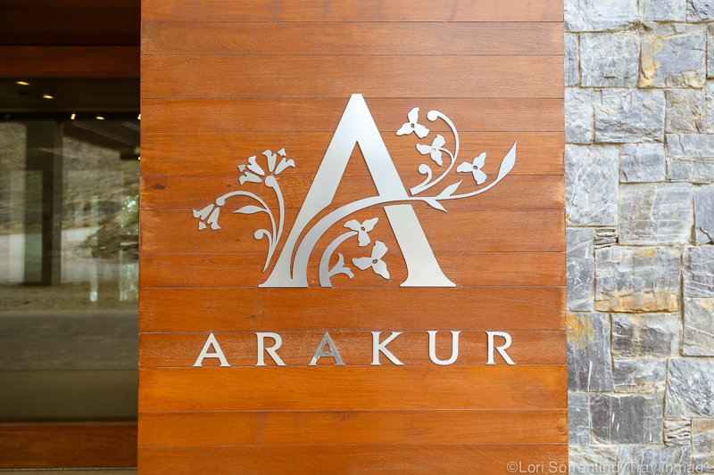 Arakur luxury hotel, Ushuaia