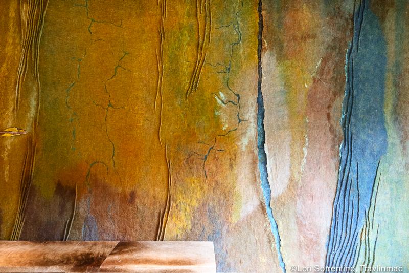 Felted wall creations, Arakur, Ushuaia