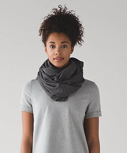 Vinyasa scarf by Lululemon