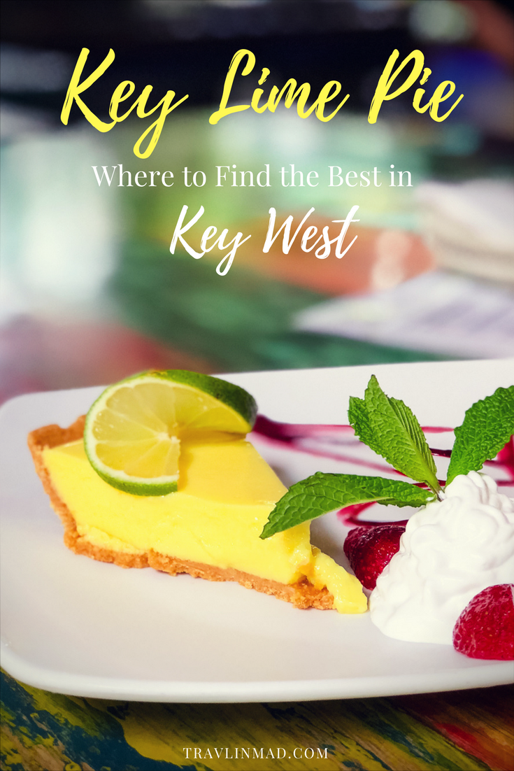 Best Key Lime Pie in Key West, Florida