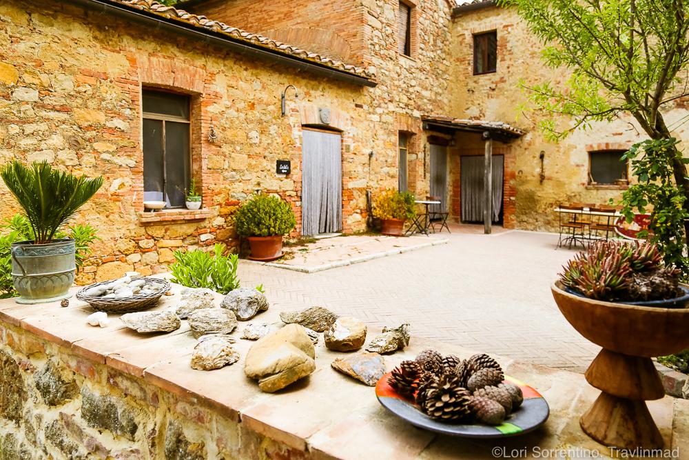 Podere Il Casale, Pienza, Tuscany, Italy