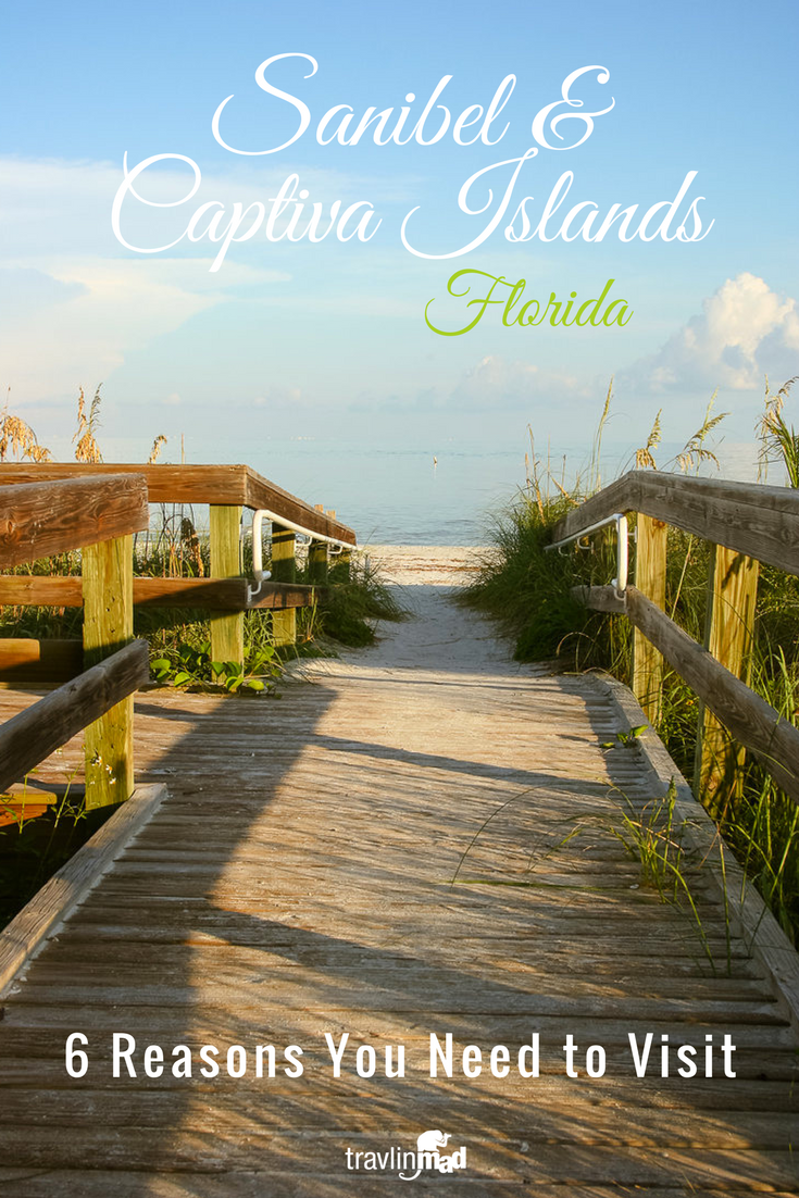 Sanibel and Captiva Islands, Florida