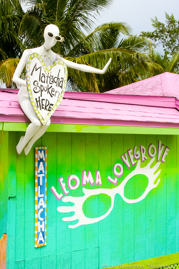 Matlacha island, Florida
