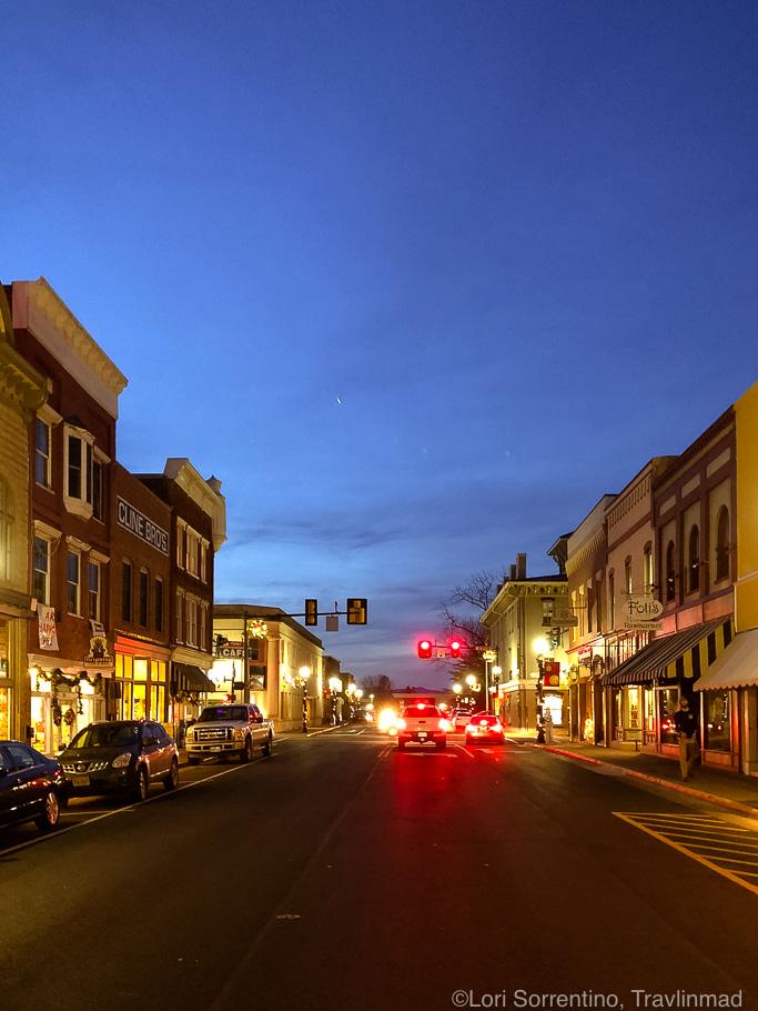 Downtown Culpeper, Virginia