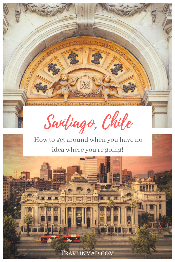Turistik Santiago, the best way to see Santiago, Chile