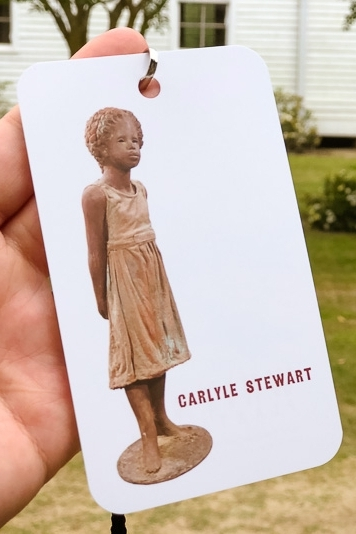 Carlyle Stewart of Whitney Plantation, Louisiana