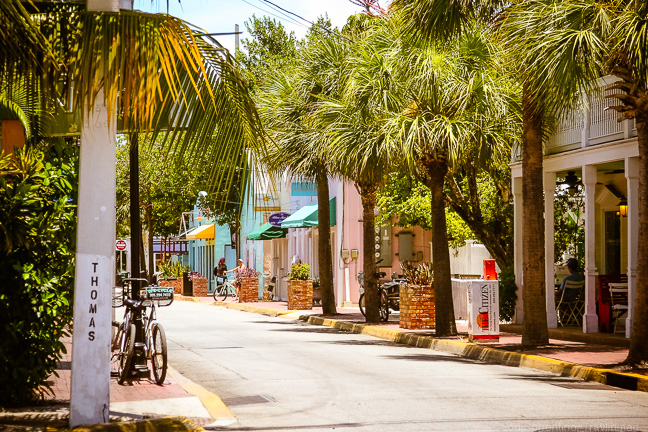 Bahama Village, Key West, Florida