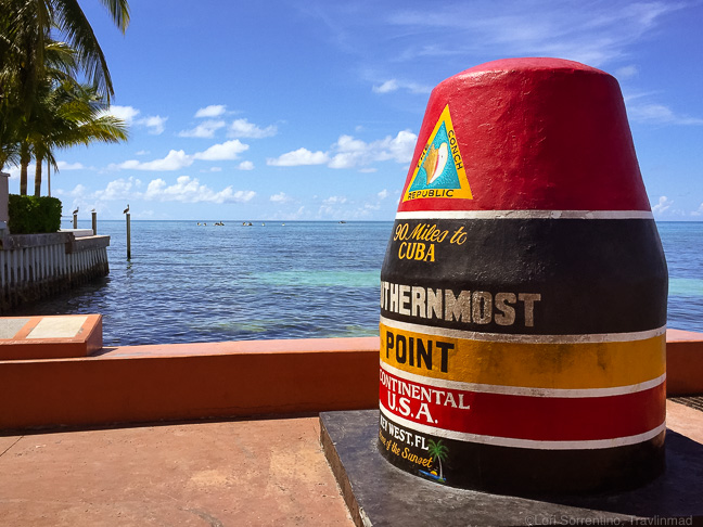 Southernmost Buoy, Key West, Florida