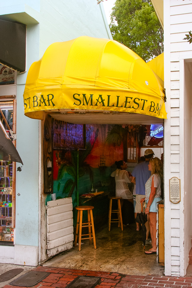 The Smallest Bar in the World, Key West, Florida