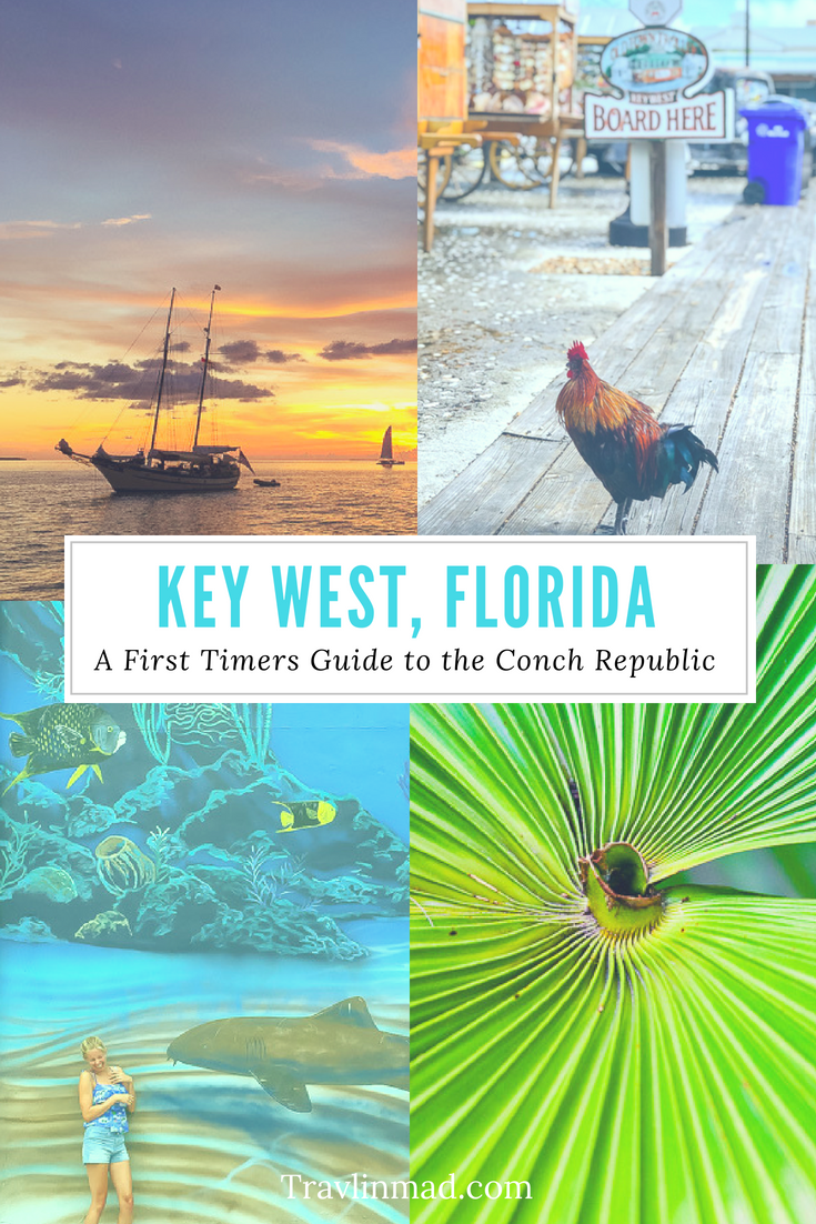 The First Timers Guide to #KeyWest has what you need if it's your first trip or a cruise excursion. There's hidden gems and other fun things to do in Key West, #Florida!