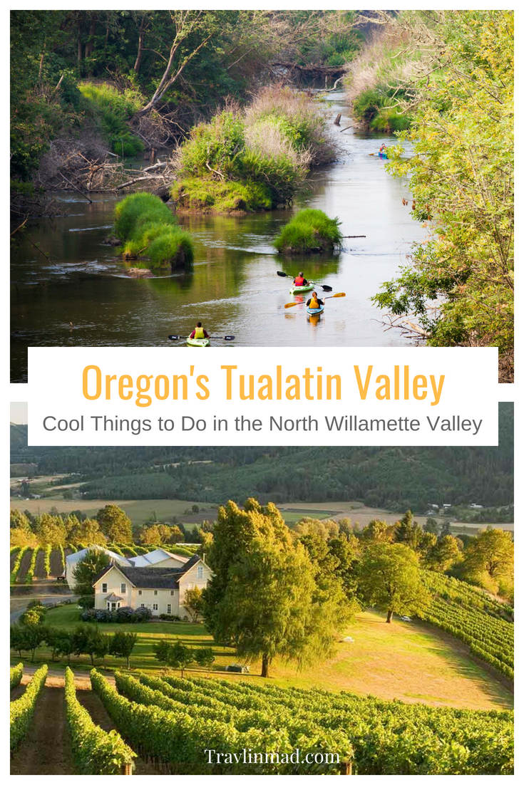 USA: Things to do in the Tualatin Valley in Oregon's Willamette Valley