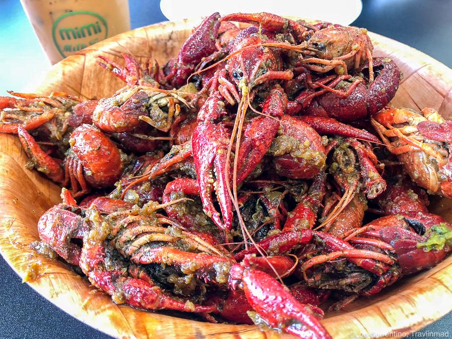 Favorite NOLA Food - Vietnamese Crawfish at Mimi's
