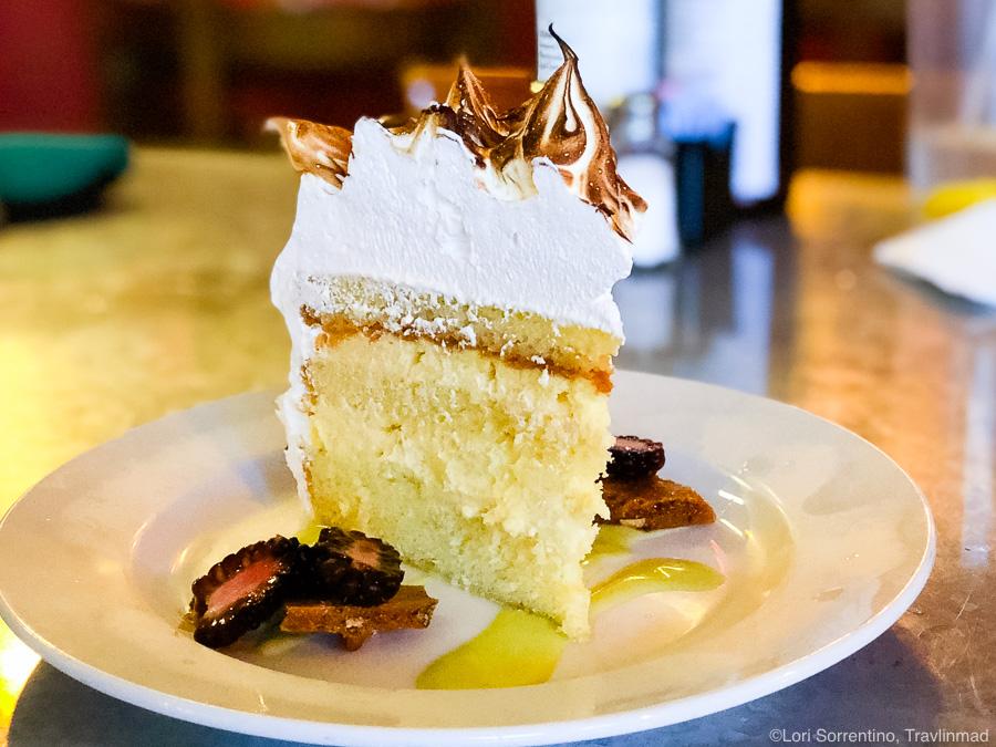 Favorite Tally Fun Food - Coconut Meringue Pie at Kool Beanz