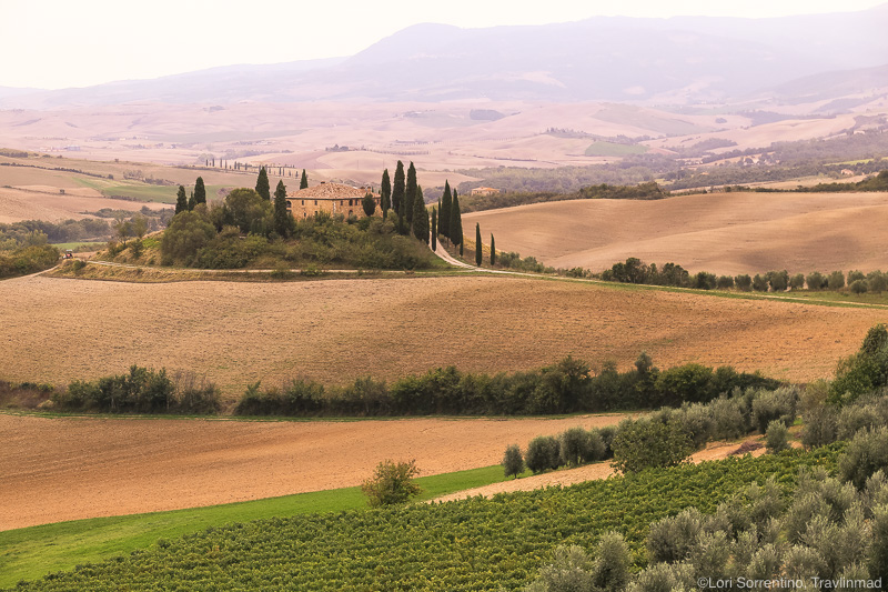 Podere Belvidere, Tuscany, Italy