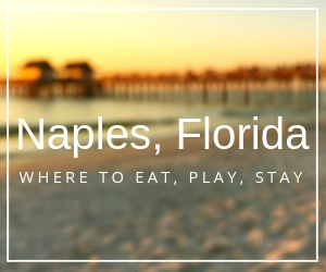 Things to do in Naples, Florida. With world class beaches, shopping, and dining, Naples is a perfect destination for a luxury getaway, romantic escape, or family vacation. Here's your ultimate guide for what to do in Naples with kids or just the two of you. | #naplesflorida, #naplesfl, Naples Pier, things to do in Naples FL