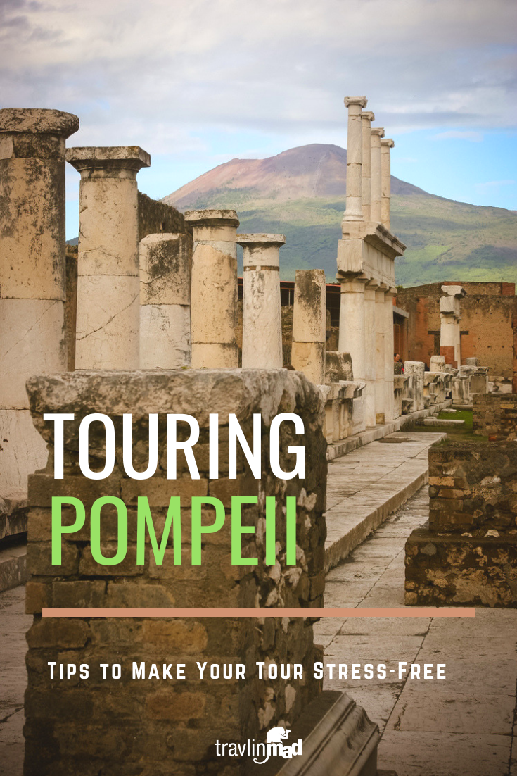 Every visitor to Italy wants to see the famous ruins and UNESCO site, and touring Pompeii can be stressful indeed. Here are tips on getting from Sorrento to Pompeii and how to best plan your trip!