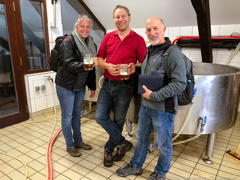 Glokner beer, Czech beer, Svachovka brewery, Czech Republic