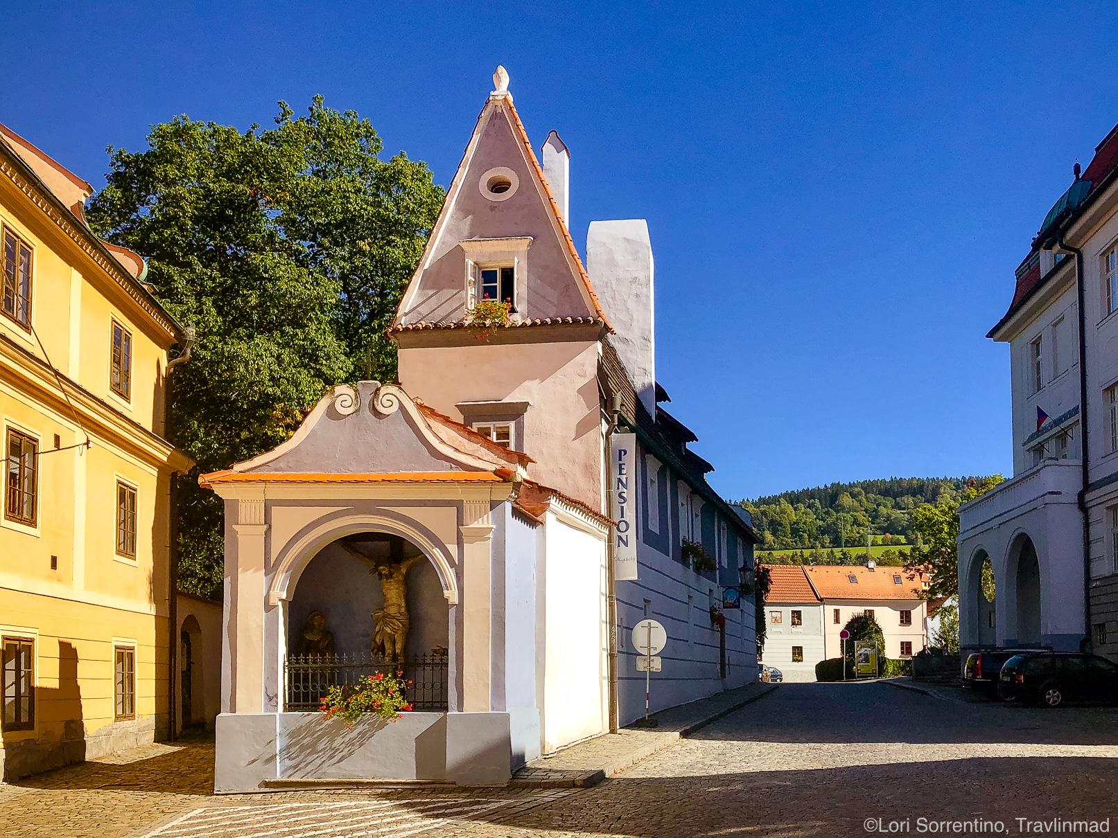 Pension U Kaplicky, Cesky Krumlov, Czech Republic