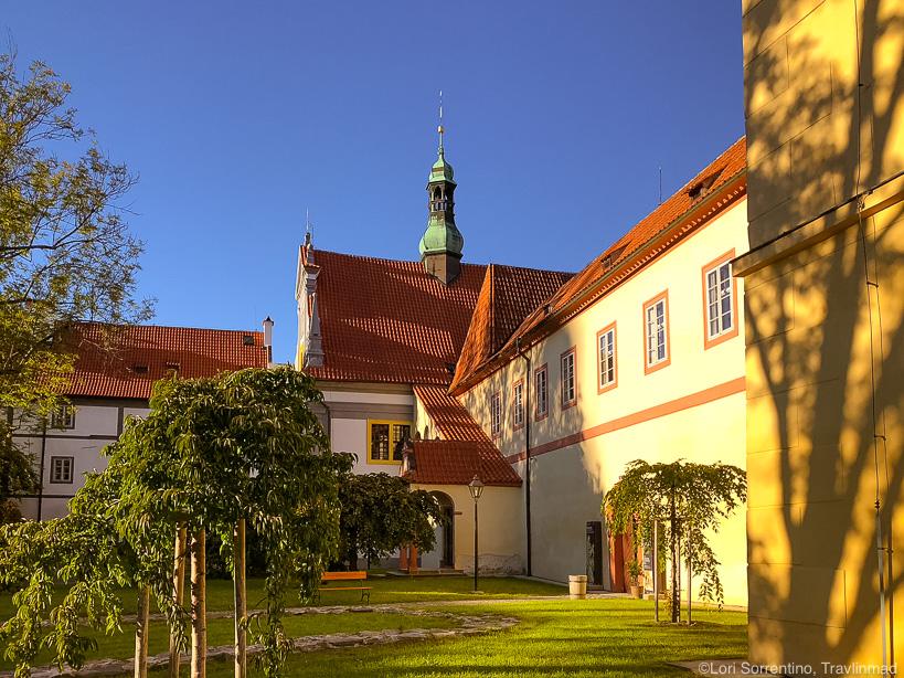 Cesky Krumlov Monasteries
