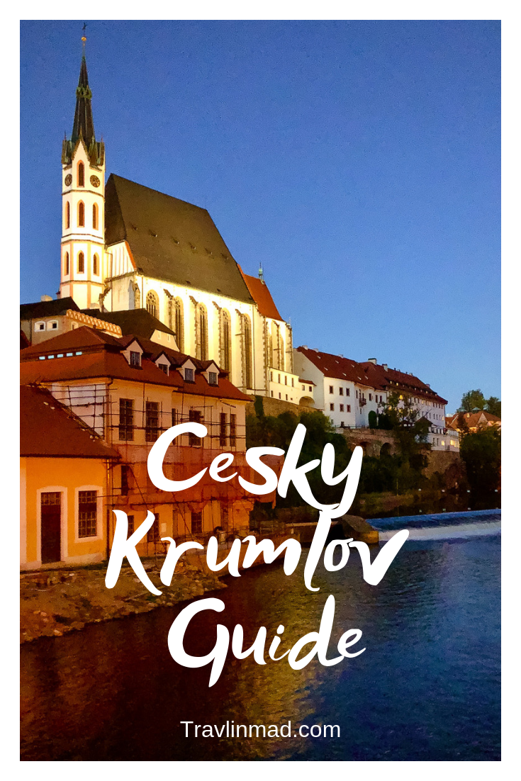 Cesky Krumlov in the Czech Republic is a charming medieval city with enough South Bohemia charm to cast a spell. Here's how to enjoy 3 days and 26 things to do to Cesky Krumlov, and why you should!