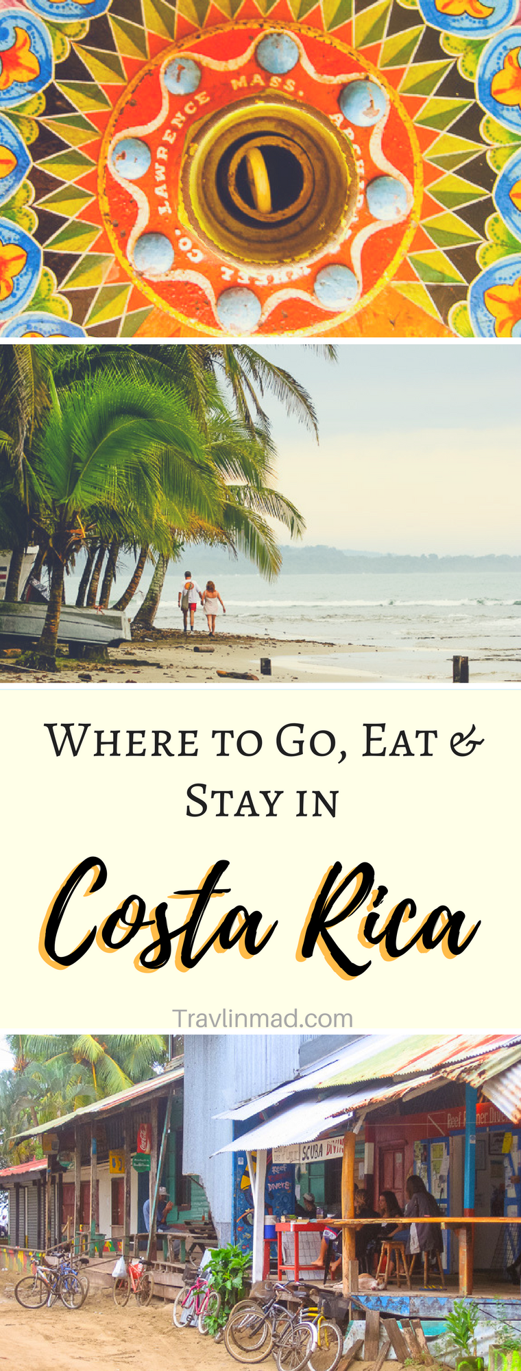 Where to Go and What To Do in Costa Rica