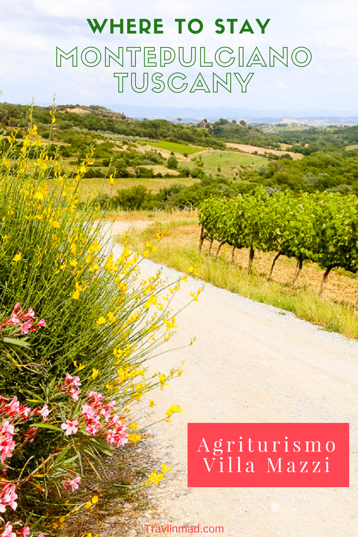 A stay at Agriturismo Villa Mazzi, one of the best Tuscany agriturismos
