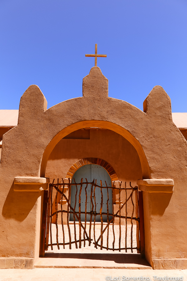 Fall in love with the high desert town of San Pedro de Atacama in the desert north of Chile.