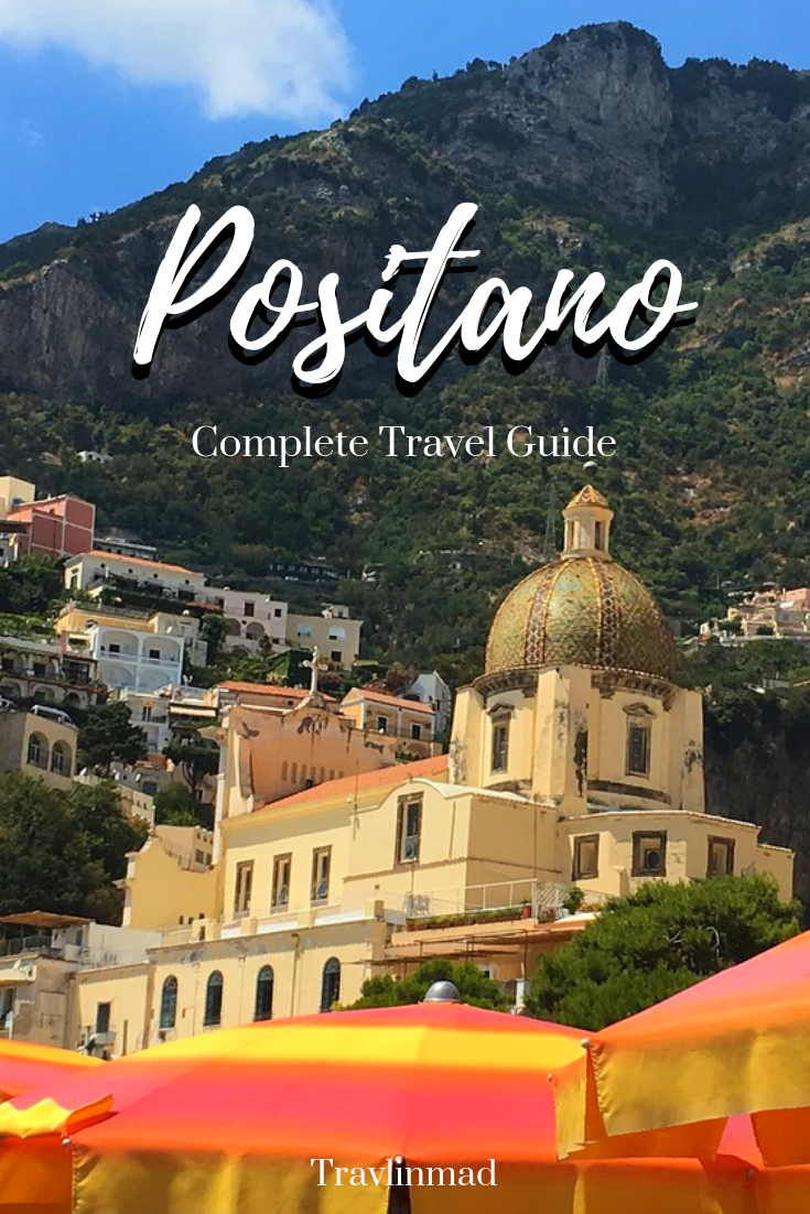 Check out this complete travel guide on things to do in Positano, shopping, beaches in Positano, restaurants, day trips, and where to stay. #Positano #Italy