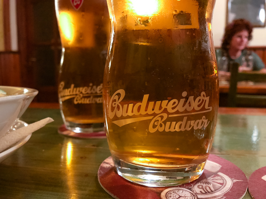 Budvar beer, Budvar brewery tour, Ceske Budejovice, Czech Republic