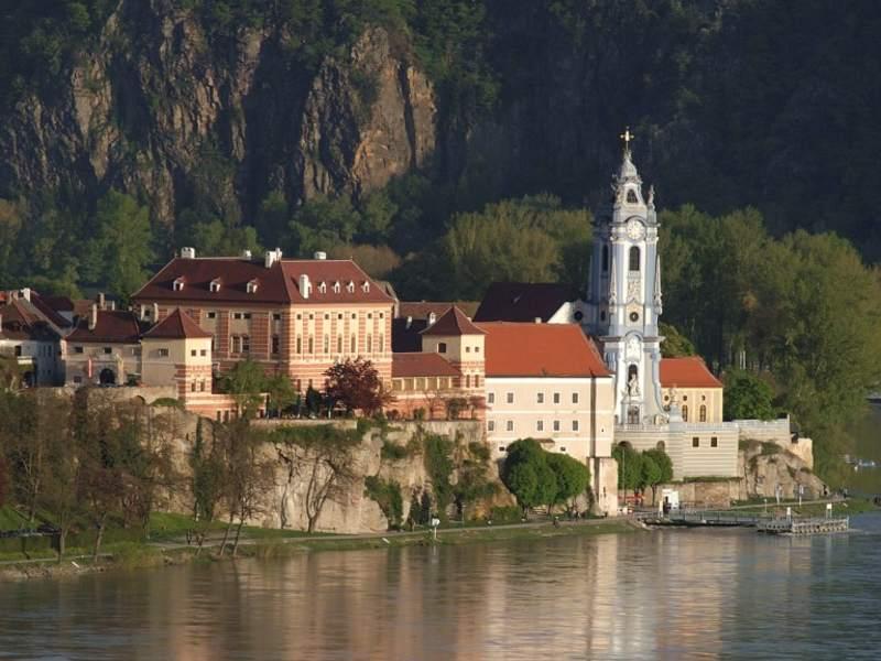 Hotel Schloss Dürnstein in Dürnstein an der Donau
