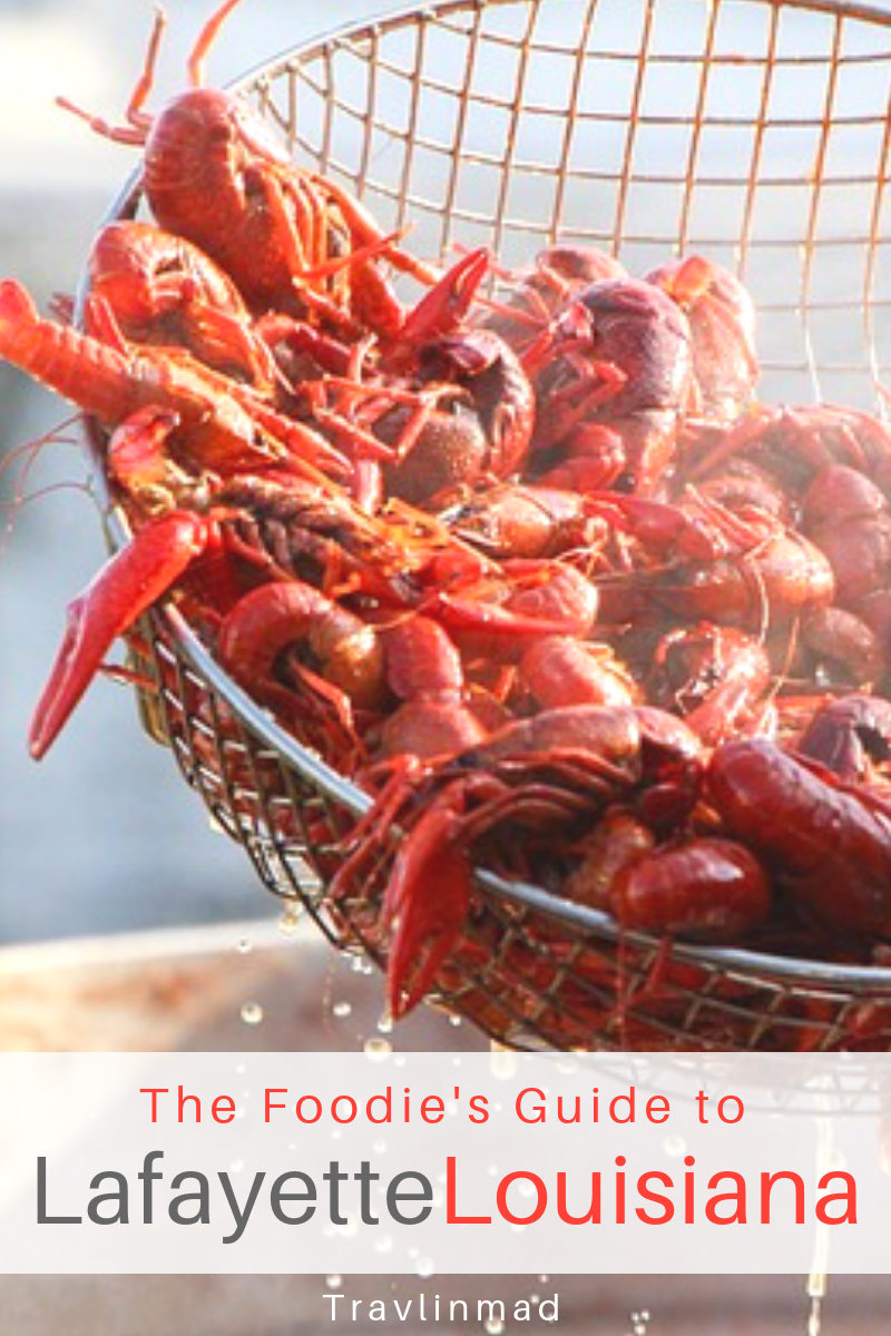 Local Food and Drink in Lafayette, Louisiana from the spicy Cajun food and fresh Gulf seafood to the daiquiri to go! Lafayatte, Louisiana food guide