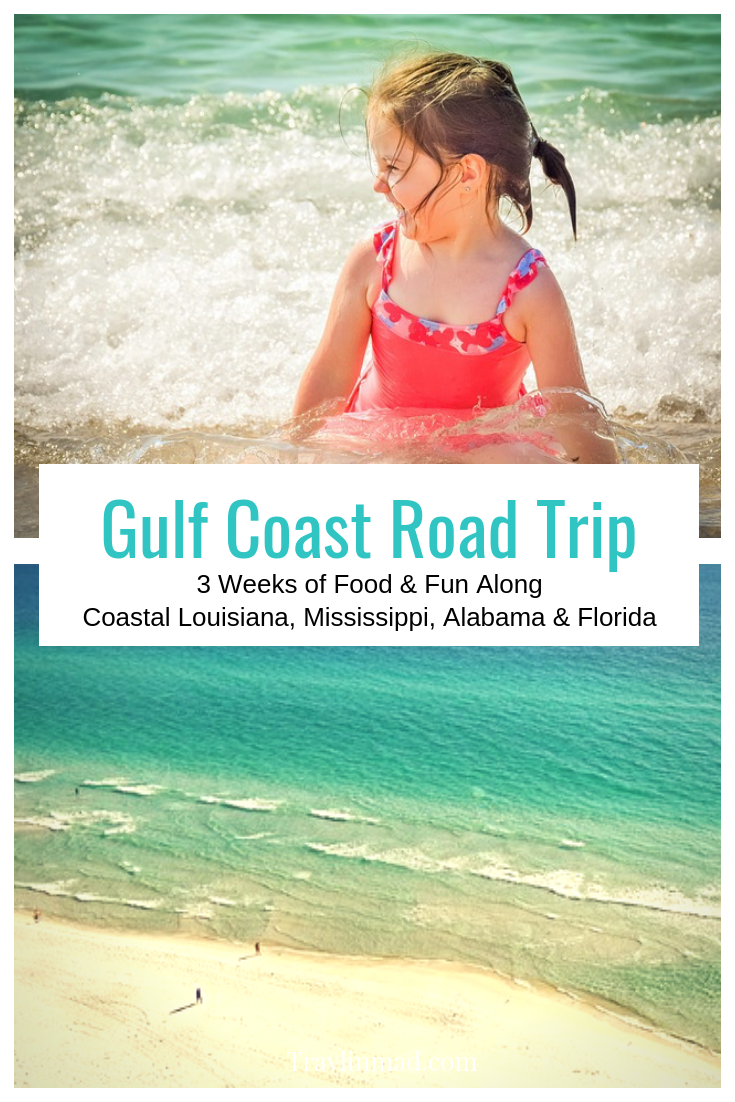 Fun in the sun Gulf Coast road trip along coastal Louisiana, Mississippi, Alabama, and Florida