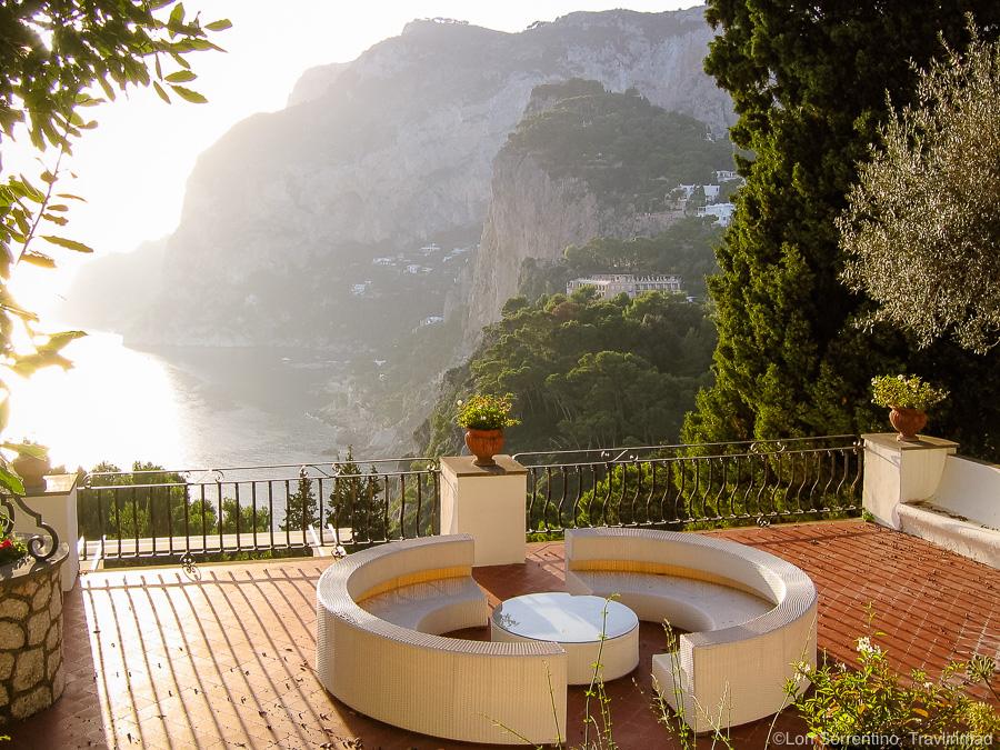 View of Marina Piccola