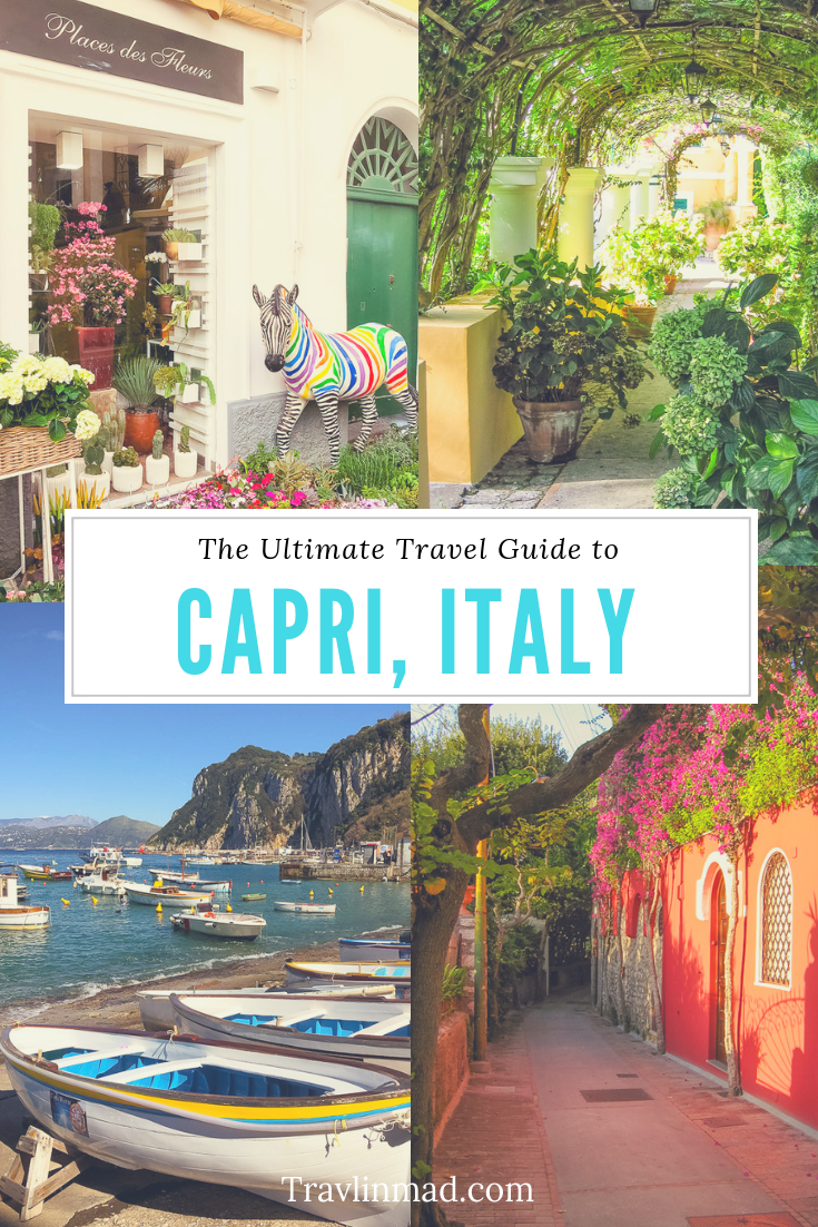 There are so many unique things to do in Capri, Italy, though many visitors make just a day trip to Capri. This Capri guide has the best of where to eat, play, and stay.