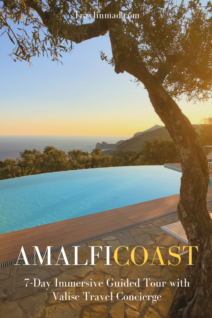 Amalfi Coast tours, guided or planned by Valise Travel Concierge are local, immersive, and perfect for first timers, slow travelers or solo female travelers. #AmalfiCoasttours