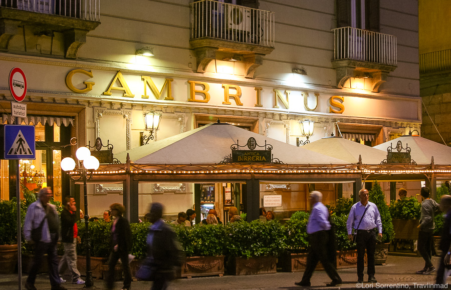 Bar Gambrinus, Naples