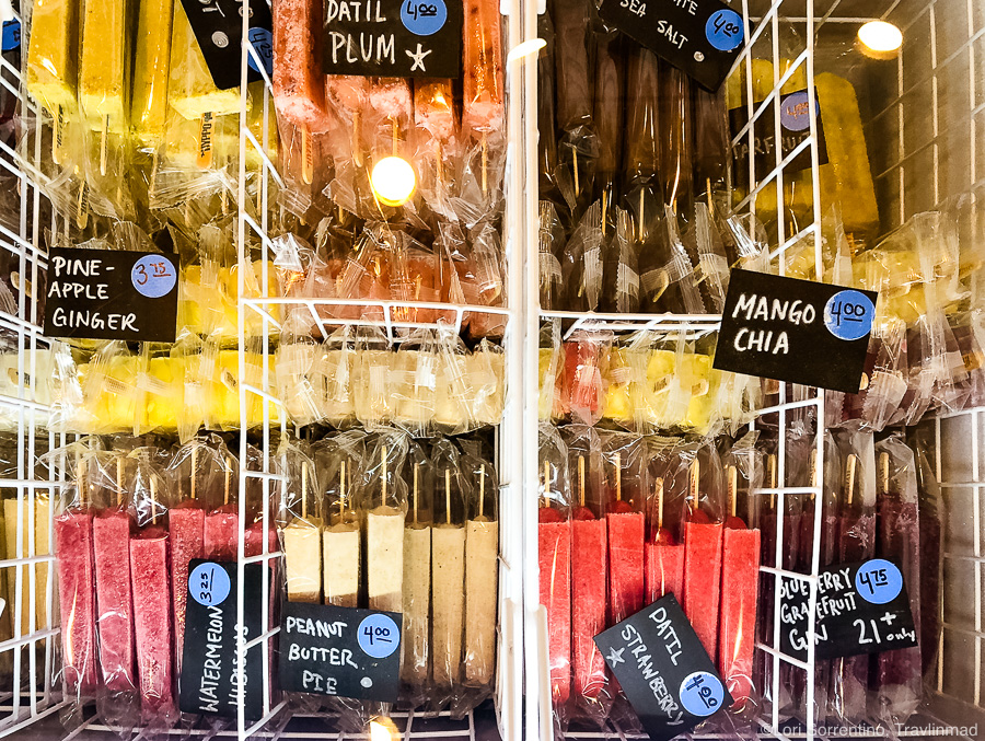 The Hyppo Gourmet Popsicles, St Augustine Historic District