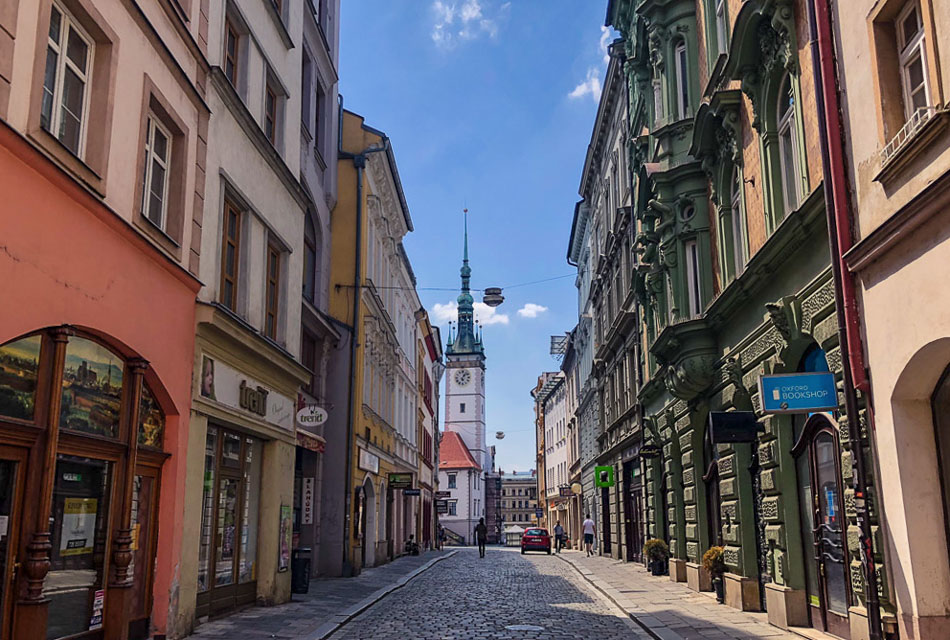 Old Town Olomouc in the Czech Republic, Photo: Travelgeekery