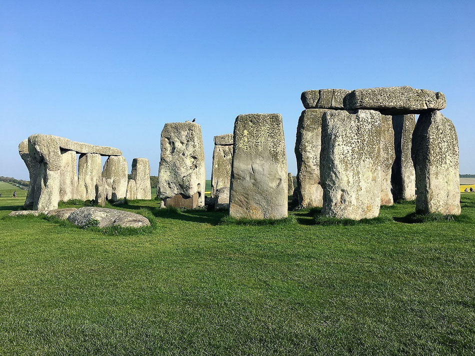 The mystical and mysterious Stonehenge, Photo: 2 Traveling Texans