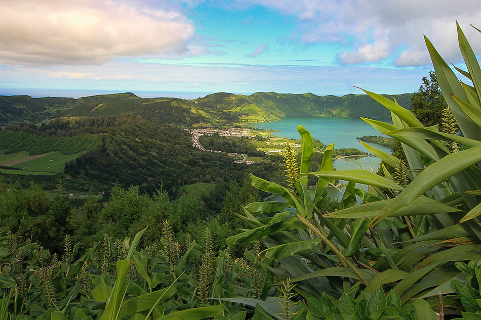 The beautiful coastline on an Azores road trip, Photo: Megan Starr