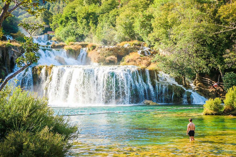 Paradise found at Krka National Park, Photo: Something of Freedom