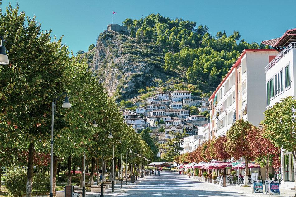 Berat is truly a Balkan gem!