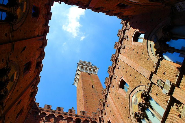 Siena, Italy, home to the annual Palio race