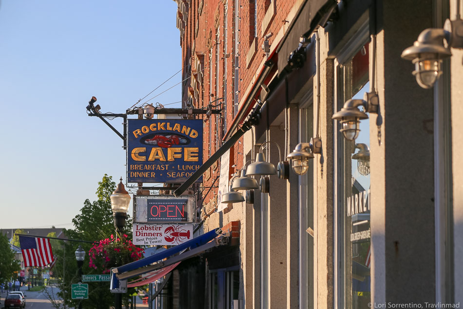 downtown Rockland, things to do in Rockland, Maine