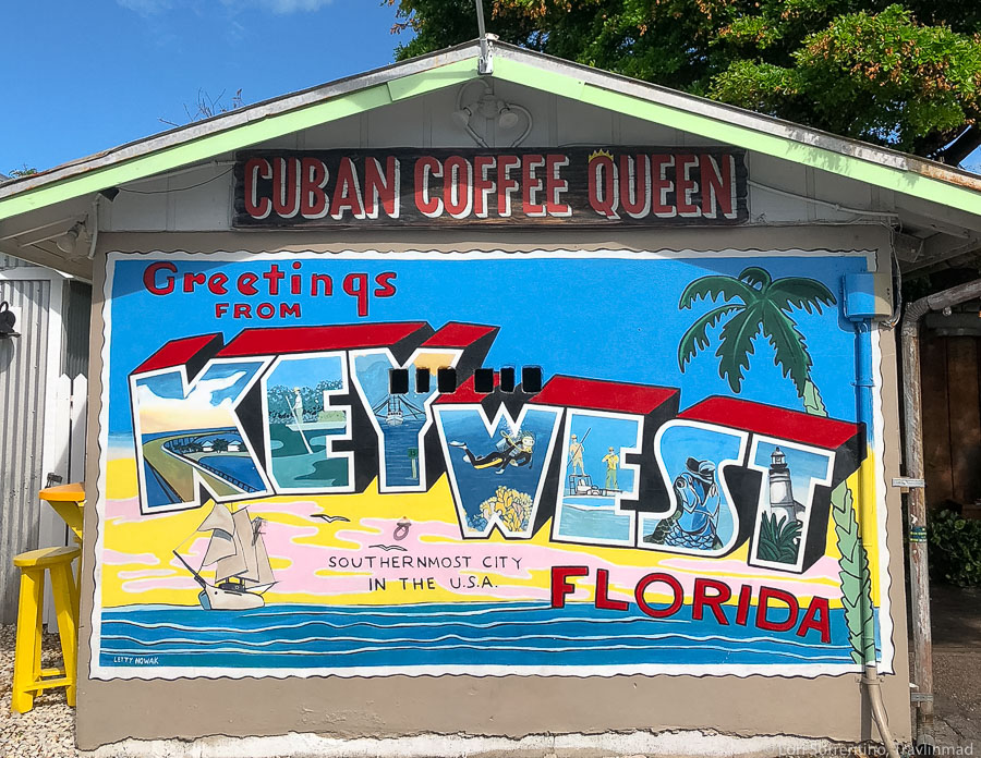 Cuban Coffee Queen, Key West, Florida