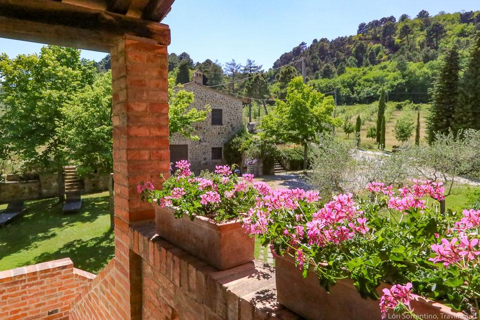 Villa Mazzi, Montepulciano, Tuscany, Italy